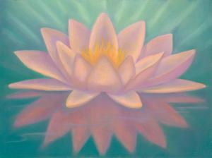 Lotus Torch On